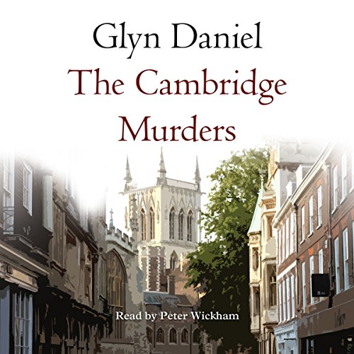 The Cambridge Murders cover art