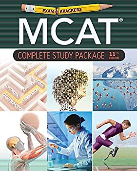Examkrackers MCAT Study Package  Chemistry Biology 2 Systems Biology 1 Molecules