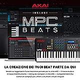 Immagine 1 akai professional mpk261 tastiera midi