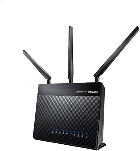 Asus Dsl N14u Wireless N300 Adsl 2 Modem Router Usb Computers Accessories