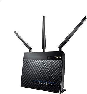 ASUS DSL-AC68U AC1900 Dual-Band Wireless VDSL/ADSL 2+ Gigabit Modem Router (USB 3.0 for Media Server for Phone Line Connec...