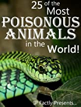 25 of the Most Poisonous Animals in the World! Incredible Facts, Photos and Video Links to Some of the Most Venomous Anima...