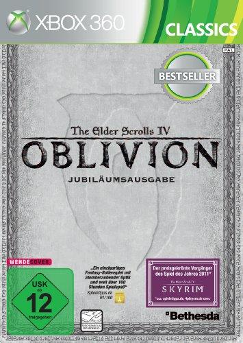 The Elder Scrolls IV: Oblivion - Jubiläumsausgabe [Importación Alemana]