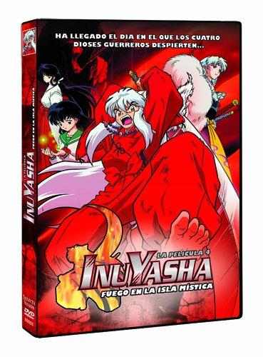 Inuyasha: Fuego En La Isla Mistica [DVD]