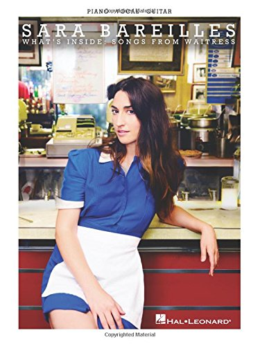 Sara Bareilles, What\'s Inside: Songs from Waitress: Piano-Vocal-Guitar