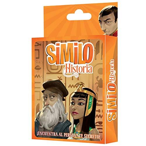 Horrible Games- Similo Historia, Color (Asmodee HGSI0002)