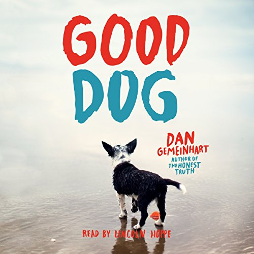 Good Dog audiobook cover art