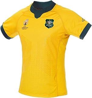 Pavilion, Camiseta De Manga Corta para La Copa Mundial Hombre De Rugby De Australia (Size : M)