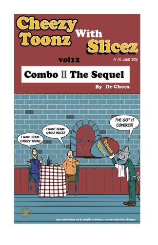 Cheez toonz with Slicez: Volume 12 (Slicez of Cheez)