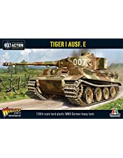 Warlord Games WGB-WM-508, Tiger I Ausf.E, Bolt Action Wargaming Model by Bolt Action