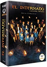 El Internado - 7 Temporadas, Serie Completa (25 Aniversario) [DVD]