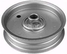 Rotary 9378 Flat Idler Pulley, Replaces Dixon 539115278