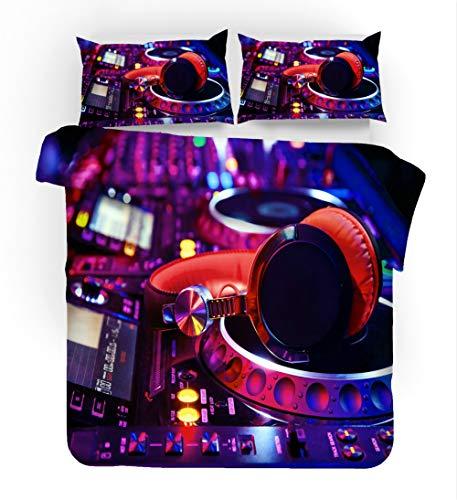Earendel Bettbezug DJ Music Game Bettbezug...