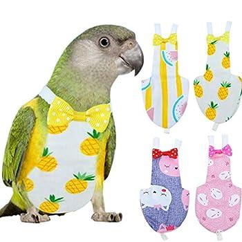 Best bird diapers Reviews