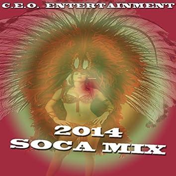 2014 Soca Mix