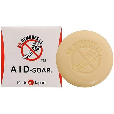 フィジカル 顔ダニ対策 AIDソープ 医薬部外品 100g 洗顔