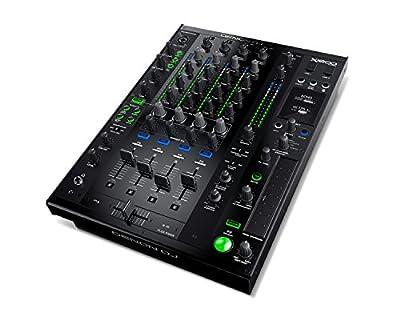 Denon DJ X1800 Prime | Professional 4-Channel Club Mixer by inMusic Brands Inc.