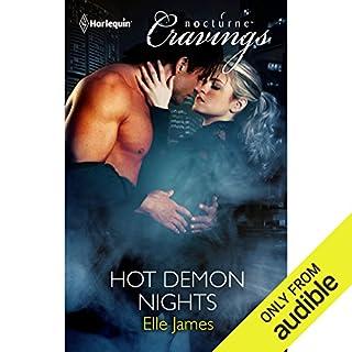 Hot Demon Nights audiobook cover art