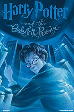 """Trends International Harry Potter and the Order of the Phoenix Collector's Edition Wall Poster 24"""" x 36"""""""