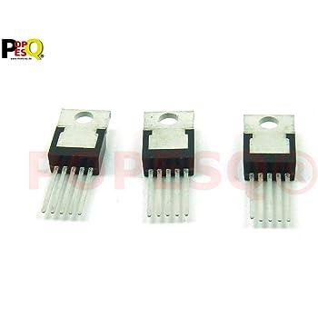 x LM2576-5.0WT Spannungsstabilisator 5V THT #A2971 1 Stk