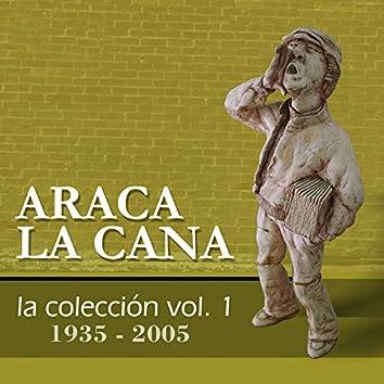 La Coleccion 1935-2005, Vol. 1 (En Vivo)