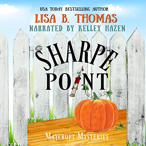 Sharpe Point Audiobook By Lisa B. Thomas cover art