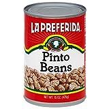 La Preferida Pinto Beans, 15 OZ (Pack - 12)
