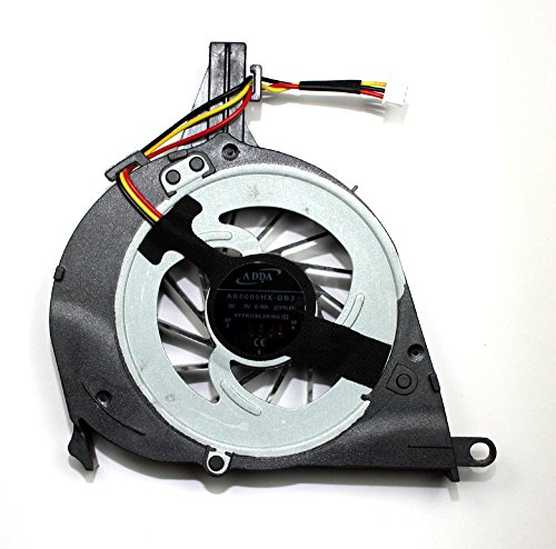 Toshiba Satellite L650 compatibele laptop ventilator met geen dekking voor Intel Core i3 processors