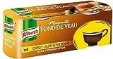 French stock Broth veal Knorr-Marmite Fond De Veau - 3,95 Oz