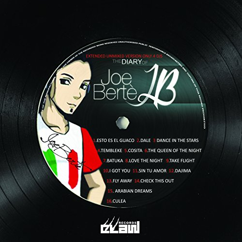 The Queen of the Night (feat. Jadelle) [Joe Berte' Extended Mix]