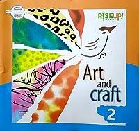 Riseup Art & Craft Book for Class 2 (2020 Updated Edition)