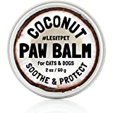 ✅ UNLIKE OTHER CHEAP PRODUCTS - Our dog paw balm is formulated with the highest grade natural oils, no chemicals, parabens, sulfates or synthetic fragrances that can make your fur baby sick. 🚀 INSTANT RELIEF FROM CRACKED PAW PADS, callused elbows, & ...