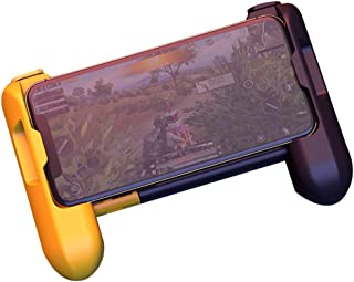 Mobile Game Controller Gaming Grip, Triggers Handheld Adjustable Mobile Controller Smart Phone Gamepad for iOS & Android V...