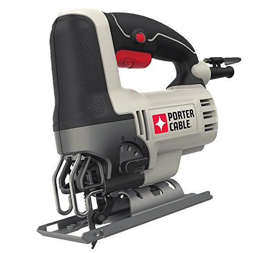 PORTER-CABLE Orbital Jig Saw, 6.0-Amp (PCE345)