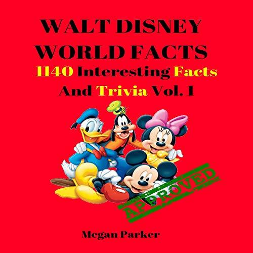 Walt Disney World Facts audiobook cover art