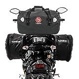 Alforjas Set para Moto Guzzi V7 II Stone/Stornello CX60 Bolsa Trasera