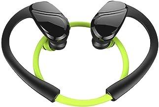 MYXMY Bluetooth Wireless Microphone Earphones, IPX5 Waterproof Wireless Headphones, Rich Bass, Sports Headsets Jogging/Run...