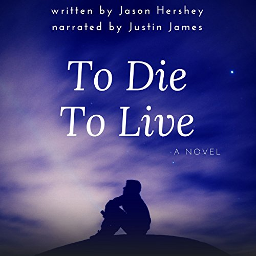 To Die to Live audiobook cover art