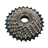 CJHZQYY Rueda libre MF-TZ500 de 7 velocidades, piñón libre, para bicicleta de montaña, bicicleta plegable, pieza de bicicleta de montaña