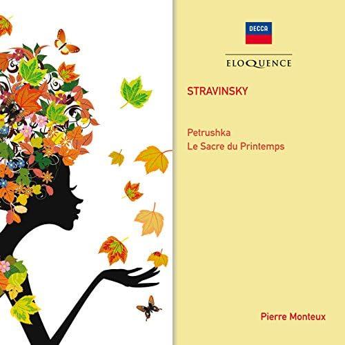 Pierre Monteux, L'Orchestre de la Société des Concerts du Conservatoire de Paris & Julius Katchen