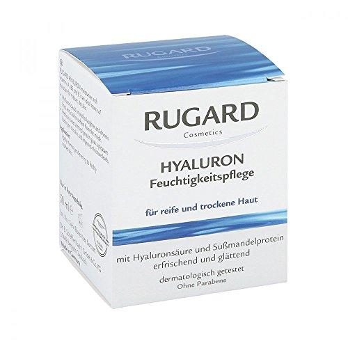 Rugard Hyaluron Feuchtigkeitspflege, 50 ml