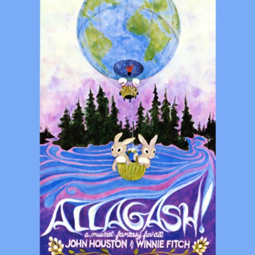 Allagash! A Musical Fantasy for All audiobook cover art