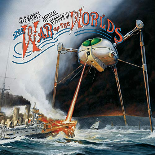 Jeff Wayne's Musical Version of The War of The Worlds