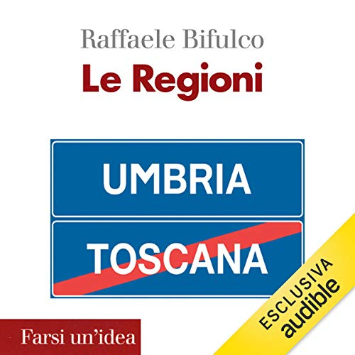 Le Regioni copertina