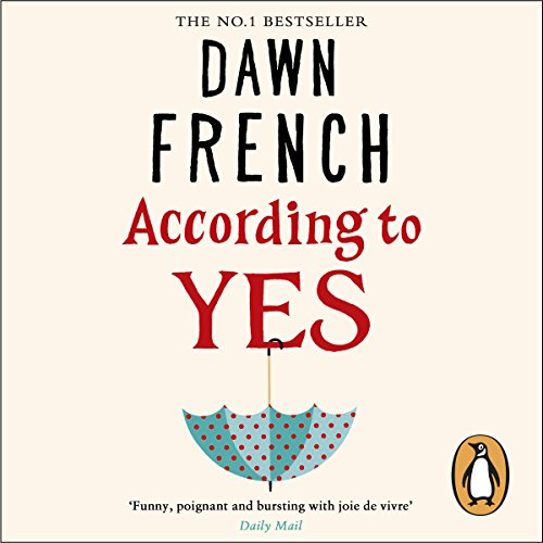 According to Yes audiobook cover art