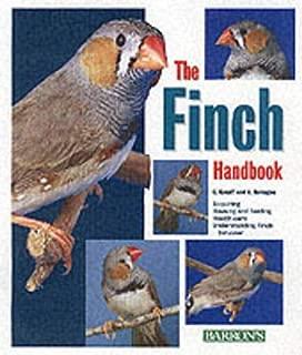Finch Handbook, The (Barron's Pet Handbooks)