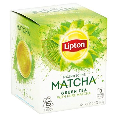 Lipton Matcha Green Tea 15 ct (Pack of 2)