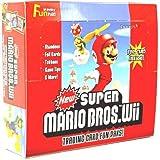 Super Mario Bros. Wii Enterplay Trading Card Fun Pak Box 24 Packs [並行輸入品]
