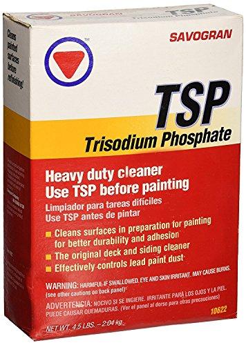 Savogran 4.5 Lb. TSP All-Purpose Heavy Duty Cleaner