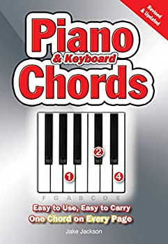 Piano & Keyboard Chords  Easy-to-Use Easy-to-Carry One Chord on Every Page